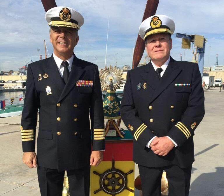 Actos de Conmemoración del 20 Aniversario de la creación del Servicio Marítimo Provincial de Valencia