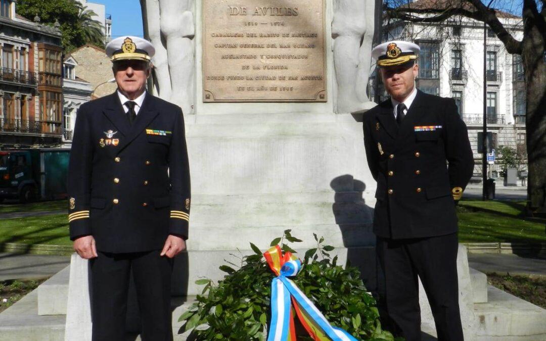 Actos  del 500 Aniversario de D. Pedro Menéndez de Avilés