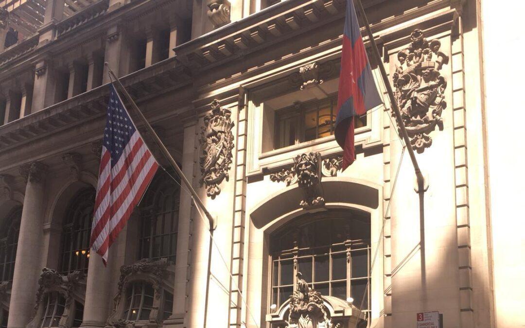 Visita a la sede del NEW YORK YACHT CLUB(NYYC)